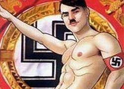 Туристов в Европу зазывали с помощью голого Гитлера