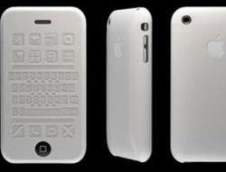 iPhone для слепых