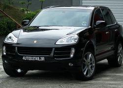Porsche представила дизельный Cayenne