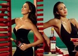 Джессика Альба в календаре Campari 2009