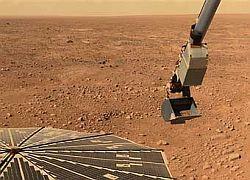"""NASA прекратило попытки установить связь с \""""Фениксом\"""""""
