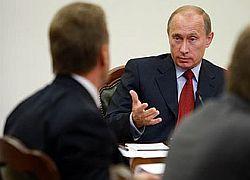 Путин отложил подготовку нового антикризисного плана