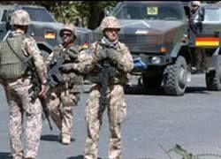 Немецких солдат в Афганистане обвиняют в недееспособности