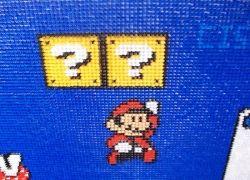 Очередное развлечение фанатов игры Super Mario