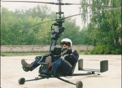 Опасная профессия: испытатель вертолетов