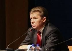 """Инвестпрограмма \""""Газпрома\"""" на следующий год составит 920 млрд руб."""