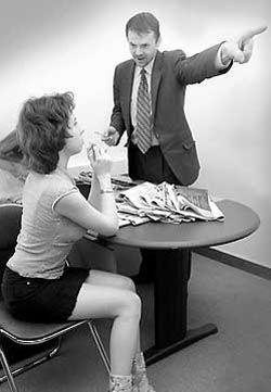 Как выслужиться перед своим начальством?