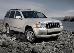 В России начал продаваться новый Jeep Grand Cherokee