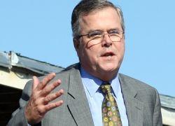Джеб Буш размышляет о возвращении в большую политику
