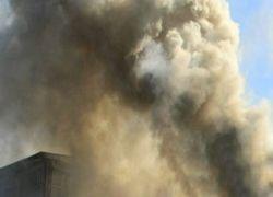 На иркутском заводе произошел выброс хлора
