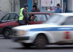 Около 3 000 часов ежедневно водители тратят на ожидание гаишников