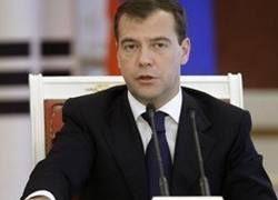 Медведев обещает помочь Индии в борьбе с терроризмом