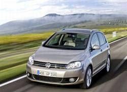 Volkswagen показал новый хэтчбек Golf Plus
