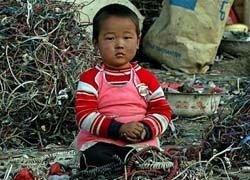 Финансовый кризис угрожает голодом детям из развивающихся стран