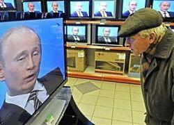 В нашей стране люди верят только Путину