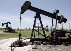 Цены на нефть упали ниже $44 за баррель