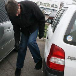 Автоугонщики предпочитают действовать по средам и четвергам