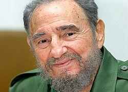 Фидель Кастро поддержал Обаму