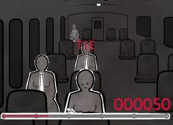 Metro Rules of Conduct - игра о поведении человека в метро