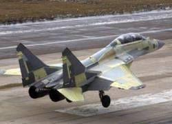 Полеты МиГ-29 в России временно приостановлены