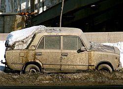В России перестают производить автомобили
