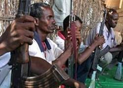 Датские моряки спасли сомалийских пиратов