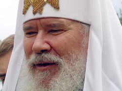 Умер Патриарх Московский и всея Руси Алексий Второй