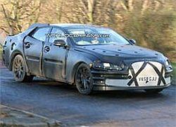 Абсолютно новый Jaguar XJ 2012 года впервые попался шпионам