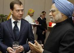 Россия и Индия подписывают договор о строительстве АЭС на $6 млрд