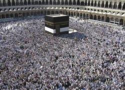 Более 1,5 миллиона паломников прибыли в Саудовскую Аравию