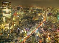 Пол в токийском метро будет вырабатывать электроэнергию