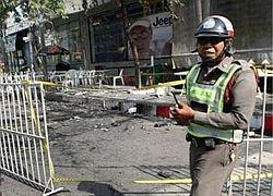 На рынке в Таиланде прогремел взрыв
