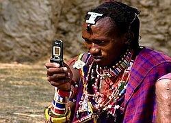 В будущем мобильные телефоны cмогут получать энергию от разговоров