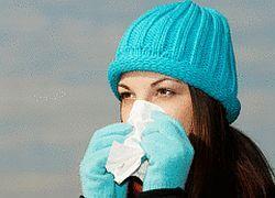 Диета зимой ведет к частым простудам