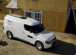 В США представлен прототип трех коммерческих автомобилей Nissan