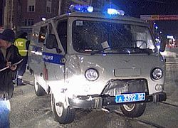 """Пьяный милиционер на служебном \""""УАЗе\"""" насмерть сбил трех человек"""