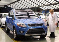 Ford отказался от производства в России