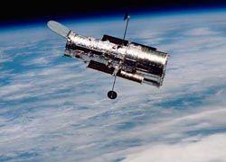 """НАСА определилось с датой починки телескопа \""""Хаббл\"""""""