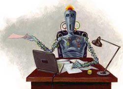 В резких колебаниях акций на биржах обвинили торговых роботов