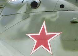 Госдума постановила перекрасить звезды на военных самолетах