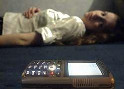 Излучения телефона воздействуют на память