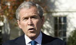 Буш подвел итоги своей политики на Ближнем Востоке