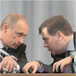 Путин и Медведев согласились отдать Севастополь США?