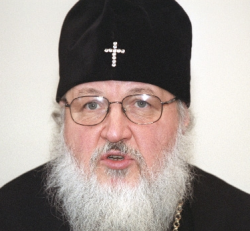 Преемником Алексия II стал Митрополит Кирилл