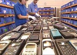 Рынок мобильных телефонов начинает падение