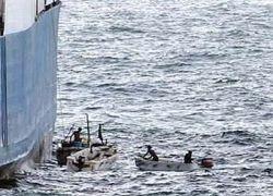 Сомалийские пираты атаковали контейнеровоз у берегов Танзании