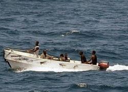 Корабли ЕС начинают борьбу с пиратами