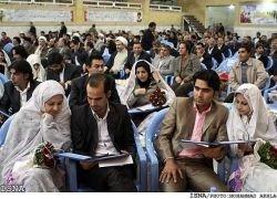 Групповые свадьбы в Иране