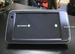 Android 1.0 удалось установить на Nokia N810