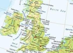 Великобритания переименована в Великую Страну Татуированных Людей